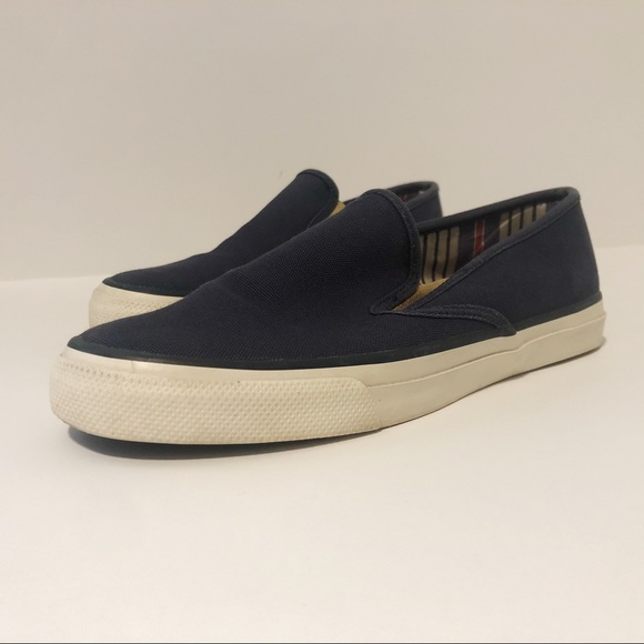 Sperry Shoes - Sperry Top-Sider Slip On Shoes Removable Footbed
